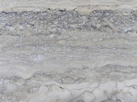 Travertine - Stormy Gray