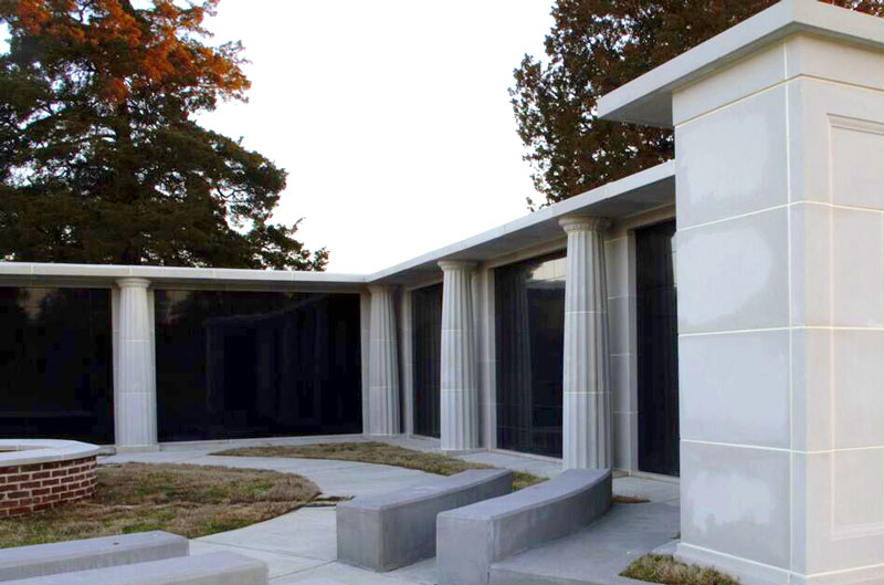 Oxford Memorial Cemetery Columbarium